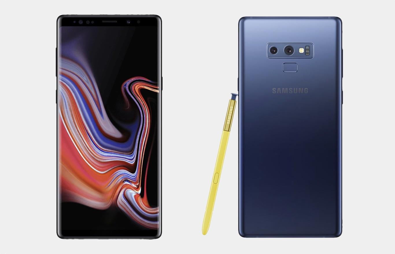e18a1254b56 Samsung Galaxy Note 9