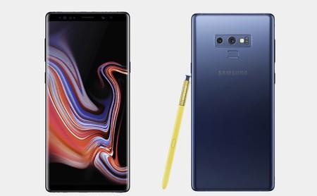 Samsung Galaxy Note 9: la gama Note vuelve con más pantalla, memoria y un nuevo S Pen con bluetooth