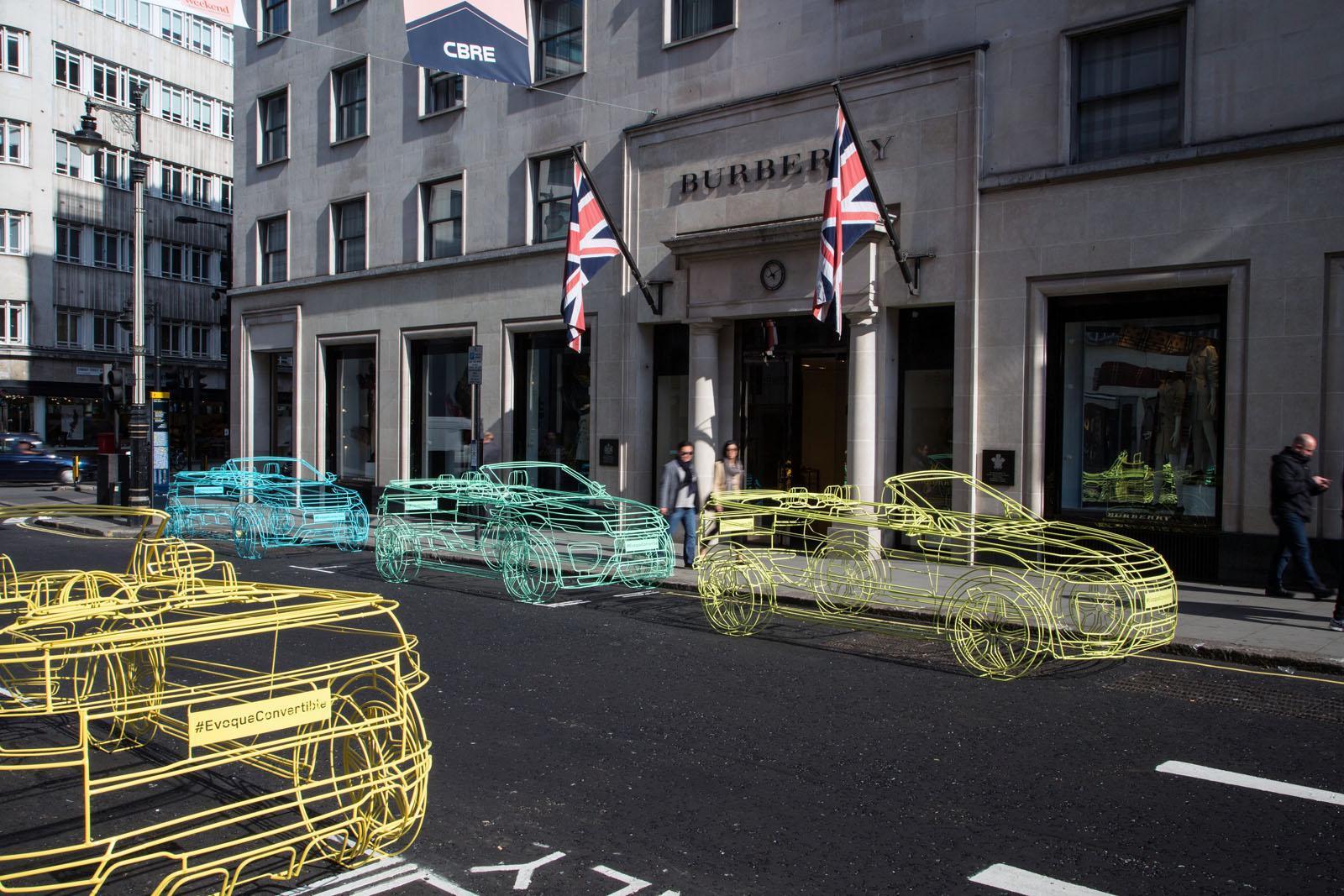 Foto de Range Rover Evoque descapotable (adelanto) (1/10)