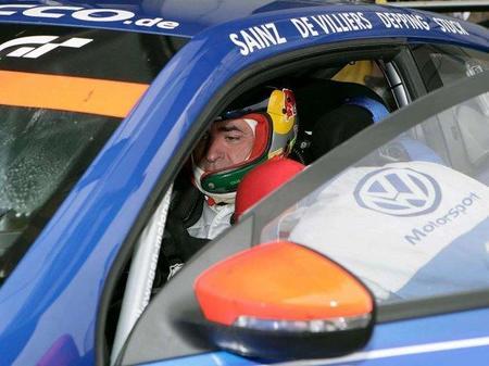 Carlos Sainz volverá a las 24 horas de Nürburgring