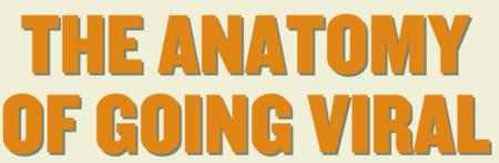 Factores clave para convertir una campaña en contenido viral, infografía