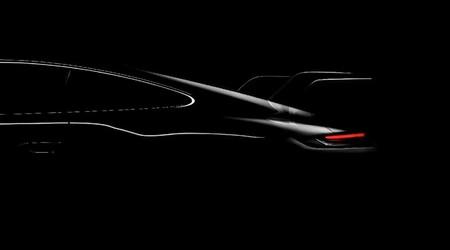 Porsche 911 Gt3 Teaser 2