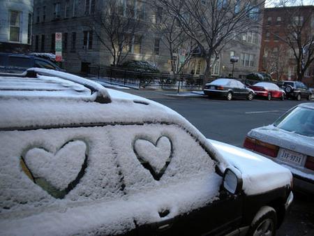 Amor en el coche