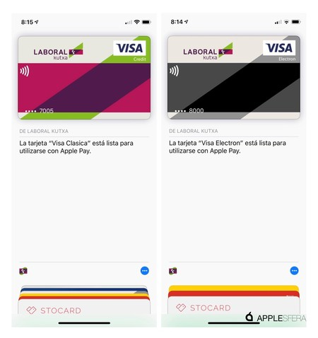 Apple Pay Laboral Kutxa