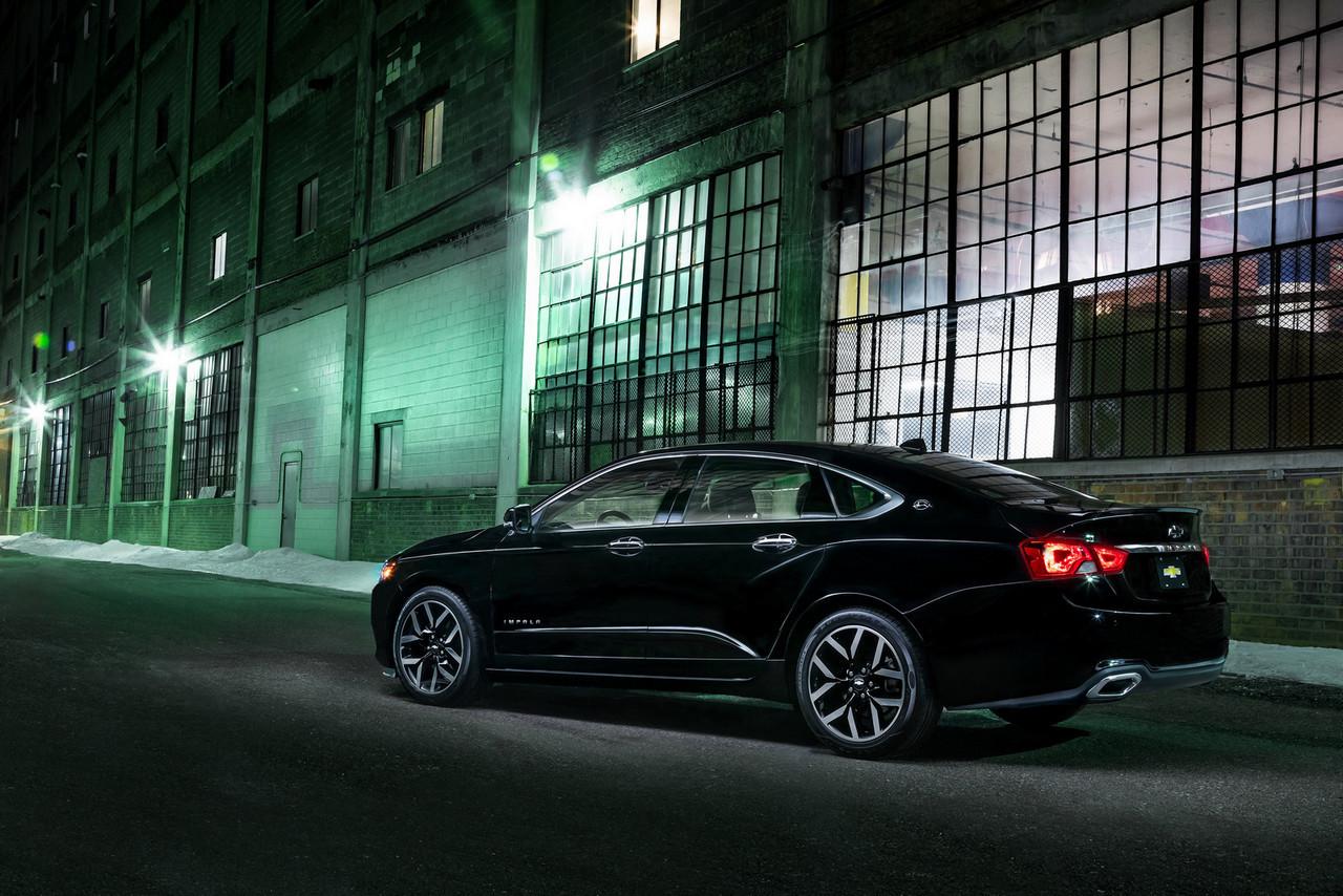 Foto de Chevrolet Impala Midnight Edition (2/4)