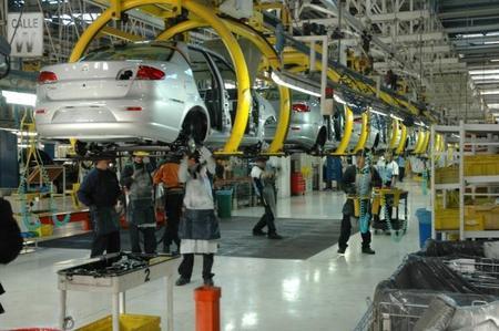 México, séptimo productor de autos a nivel mundial