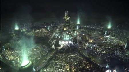 ¿Qué haría falta para construir la ciudad de Midgar en el mundo real?