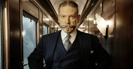 Kenneth Branagh From Murder On The Orient Express