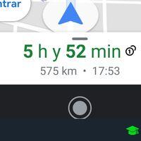 Cómo desactivar el modo de conducción del Asistente de Google en Google Maps