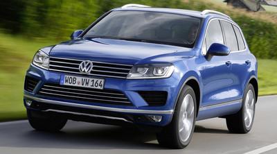 El Volkswagen Touareg estrena motor V6 TDI