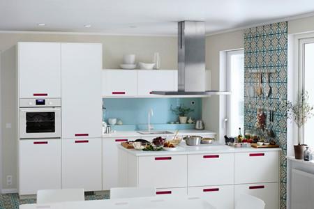 Cat logo ikea 2016 novedades para la cocina for Cocinas modernas blancas 2016