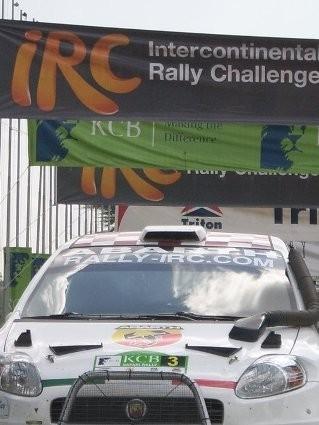 ¿Qué es el IRC? Intercontinental Rally Challenge