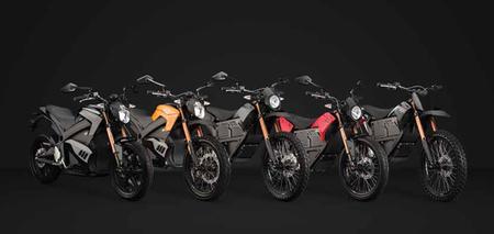 Gama Zero Motorcycles 2013, más velocidad y más duración