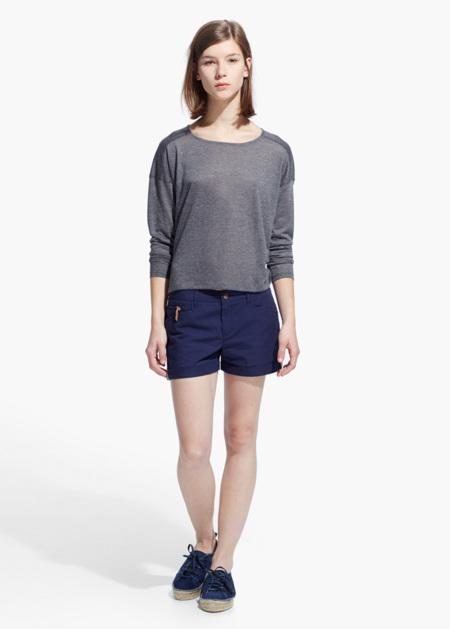 Unos shorts básicos
