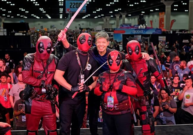 Rob Liefeld Deadpool