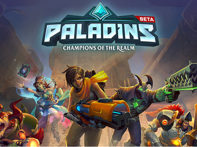 Paladins: Champions of the Realm, el free-to-play de PC llegará a consolas para competir contra Overwatch; regístrate a la beta