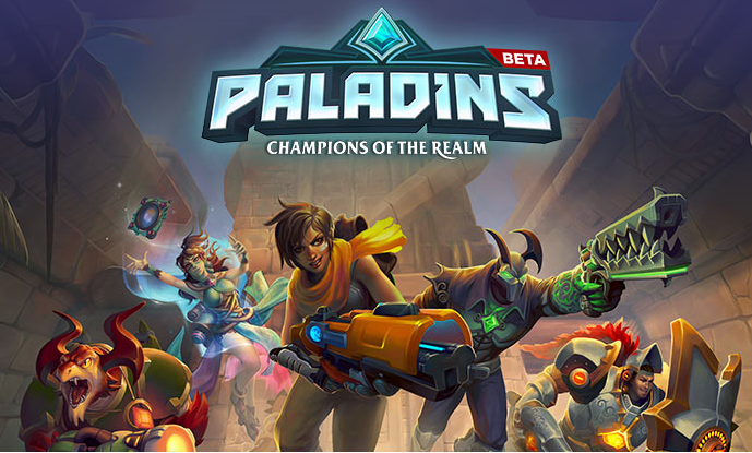 how to get free champions in paladins