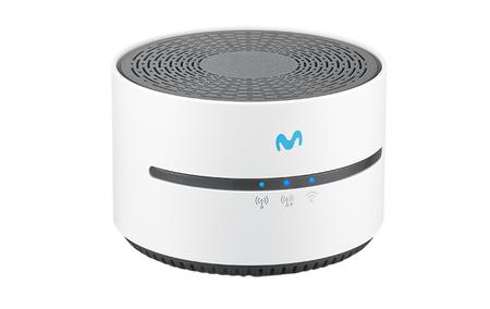 Movistar ya tiene nuevo repetidor Smart WiFi por si la señal no te llega a todos los rincones del hogar