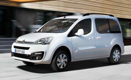 Citroën E-Berlingo Multispace, un 'monovolumen' eléctrico con hasta 170 kilómetros de autonomía