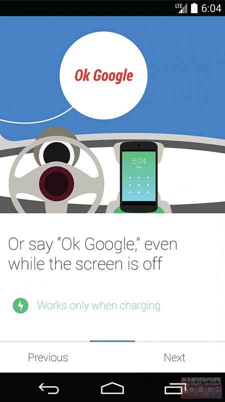 Foto de Google Hands-Free (1/10)