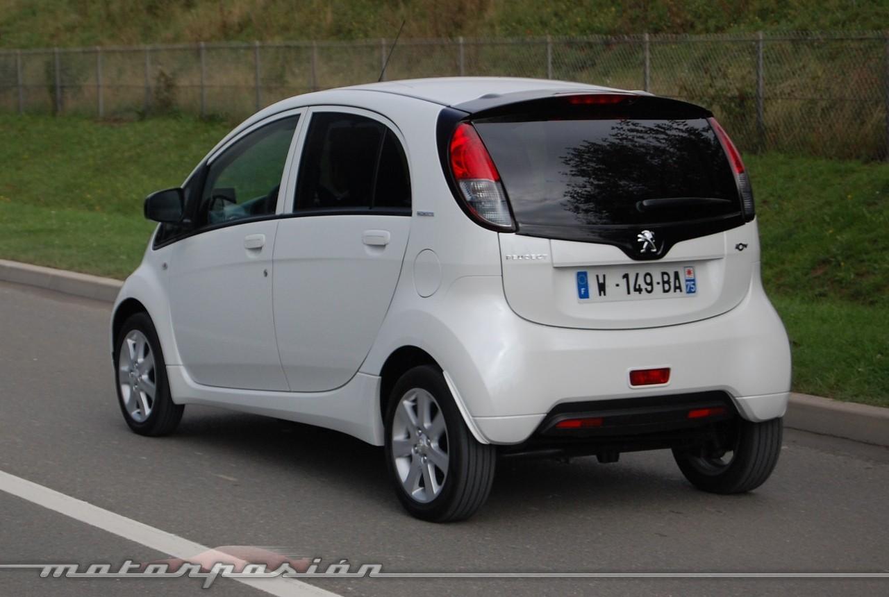 Peugeot i0n (presentación)