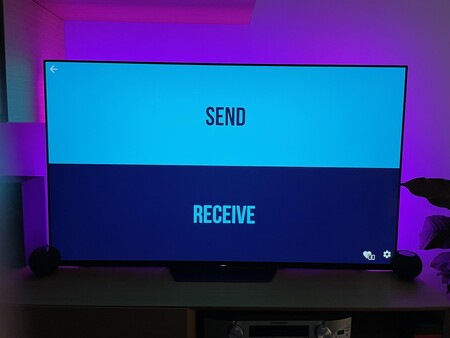 Send X