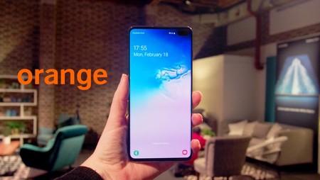 Precios Samsung Galaxy S10, Galaxy S10+ y Galaxy S10e con tarifas Orange