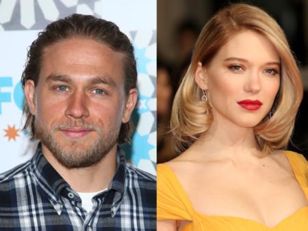 """Léa Seydoux y Charlie Hunnam vivirán una historia de amor """"única"""" en lo nuevo de Drake Doremus"""