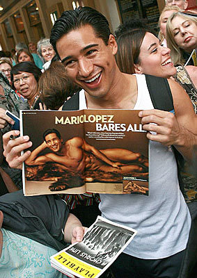 Mario López el soltero más sexy al descubierto