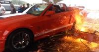 Así se destroza un banco de potencia con un Shelby GT 500
