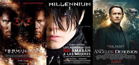 Taquilla española: Terminator mantiene el puesto en un fin de semana pésimo