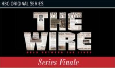 The Wire, otra forma de ver la última temporada