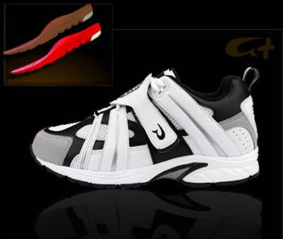 Airun Plus, las zapatillas que asisten y estimulan tu ejercitación diaria