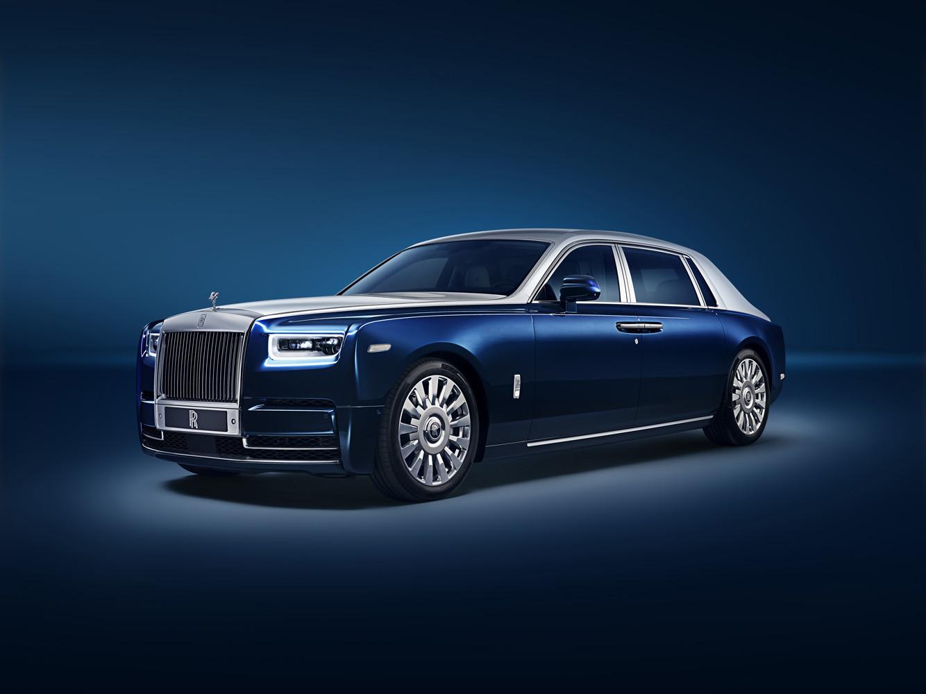 Foto de Rolls-Royce Phantom Privacy Suite (8/42)