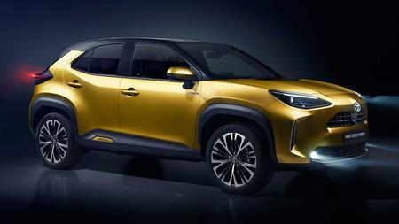 Toyota Yaris Cross 2021 2