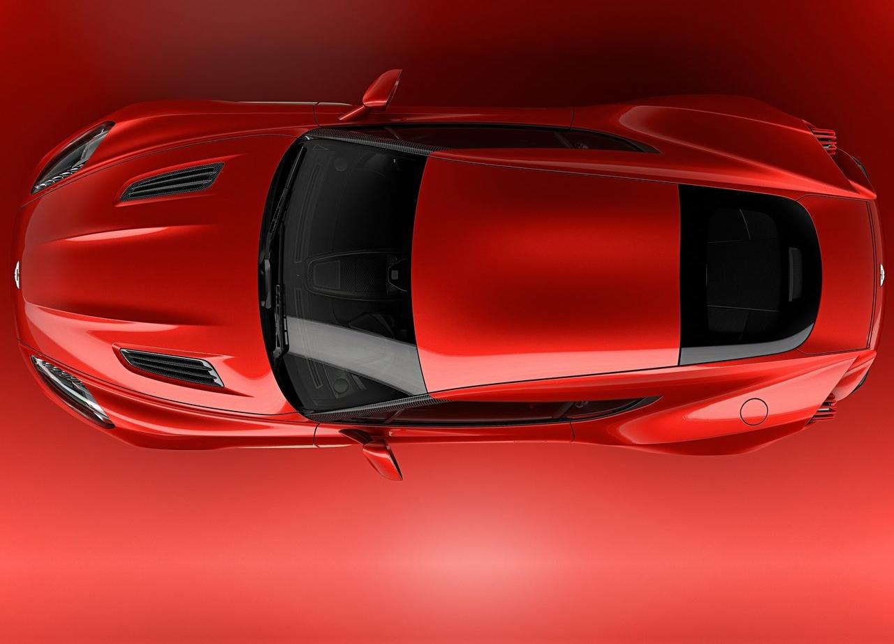 Foto de Aston Martin Vanquish Zagato Concept (9/9)