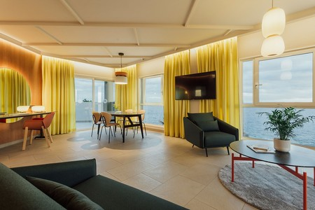 Stone Designs plasma el ambiente de Tenerife en el Roca Nivaria Gran Hotel