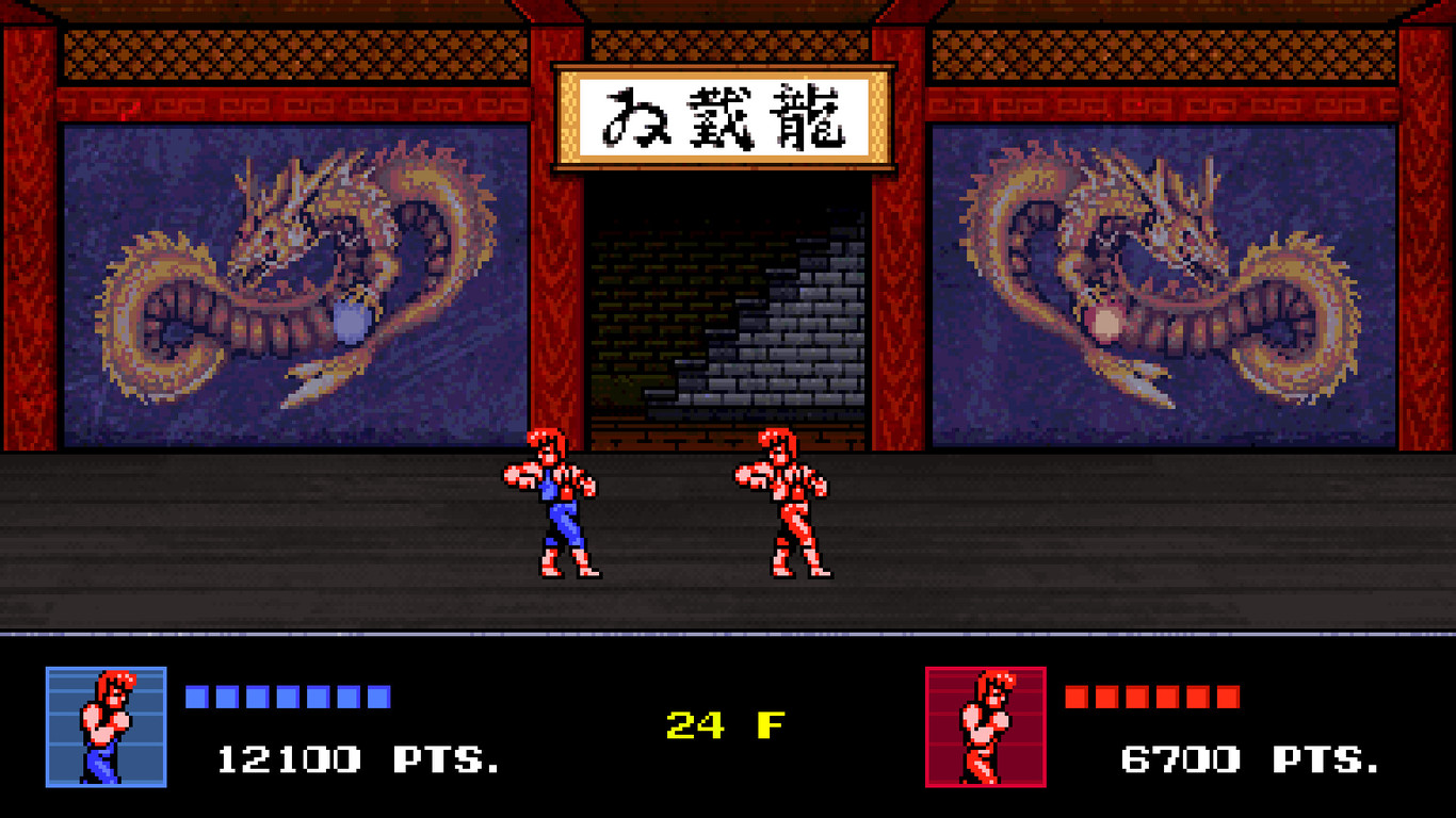 Double Dragon Iv Billy Y Jimmy Llegarán A Nintendo Switch