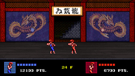 Billy y Jimmy se apuntan a Nintendo Switch con la llegada de Double Dragon IV en septiembre