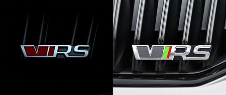 Škoda estrena el nuevo logo RS con el Kodiaq RS