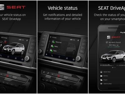 SEAT estrena su aplicación en la Play Store