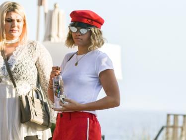 El sombrero de chófer que Sofia Richie decidió convertir en algo trendy