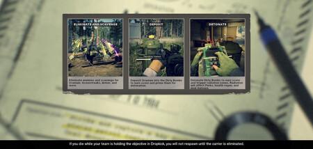 Black Ops Cold War tiene un nuevo modo en camino llamado Dropkick, un Atrapa la Bandera con una bomba nuclear como condición de victoria