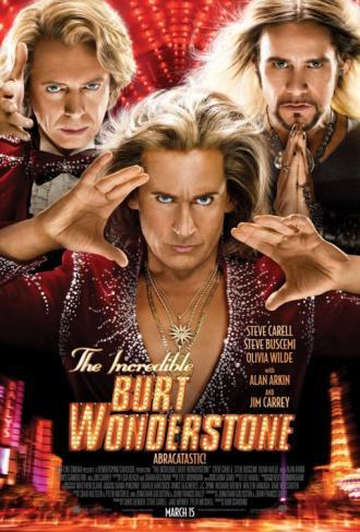El cartel de El Increíble Burt Wonderstone