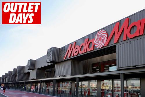 Outlet Days en MediaMarkt: últimas unidades en móviles iPhone y Xiaomi, televisores Philips y LG o aspiradoras Dyson rebajadas