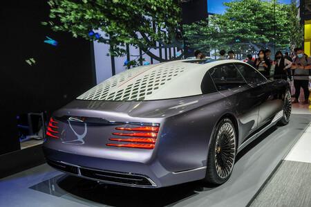 Hongqi L-Concept Salón de Shangai 2021