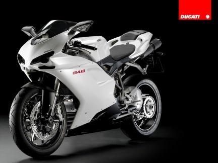 Ducati 848, una nueva clase de Súper Bikes