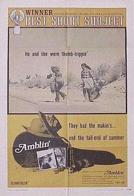 'Amblin', el primer cortometraje de Spielberg