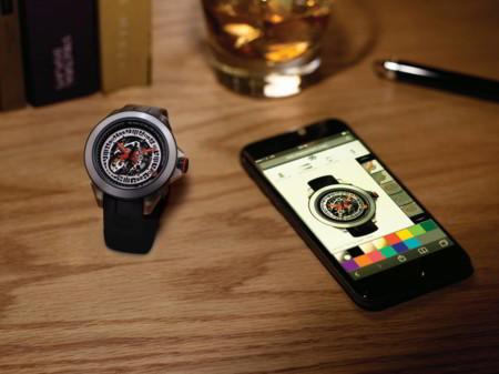 MEMOMEM: El primer reloj de maquinaria suiza que puedes personalizar al 100%