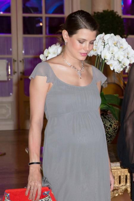 En la gala AMADE, en 2013